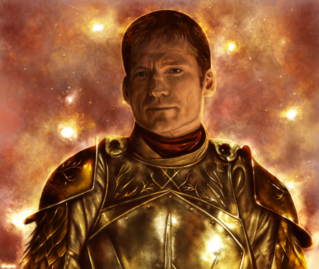 Game of Thrones -Jaime Lannister by p1xer