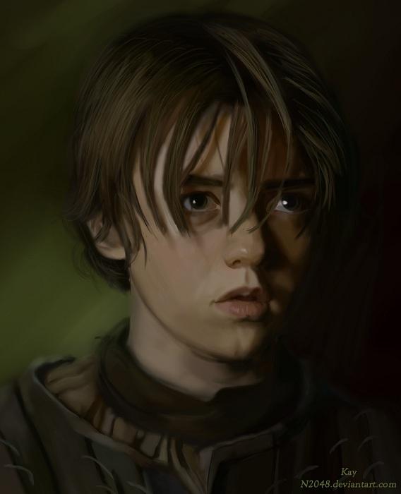 Arya by Aleximv