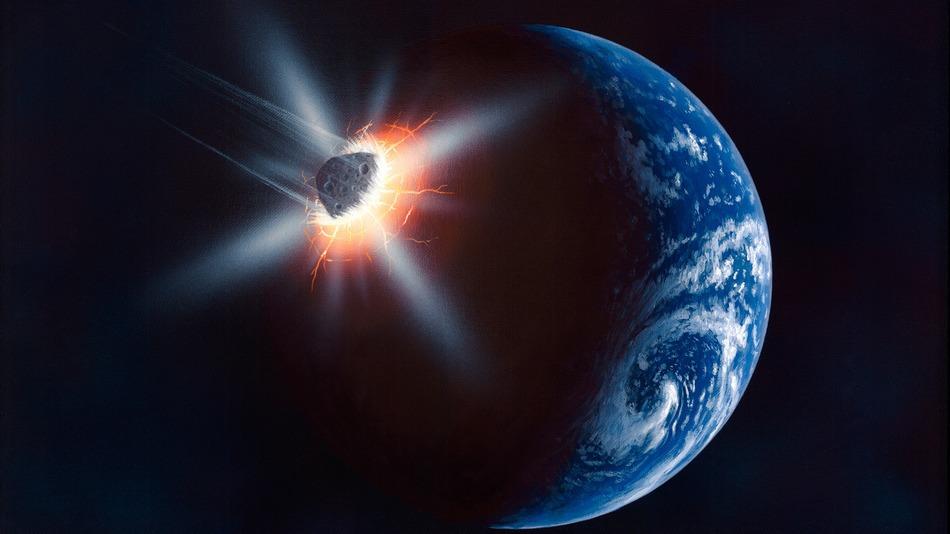 biggest meteor hit earth - photo #37