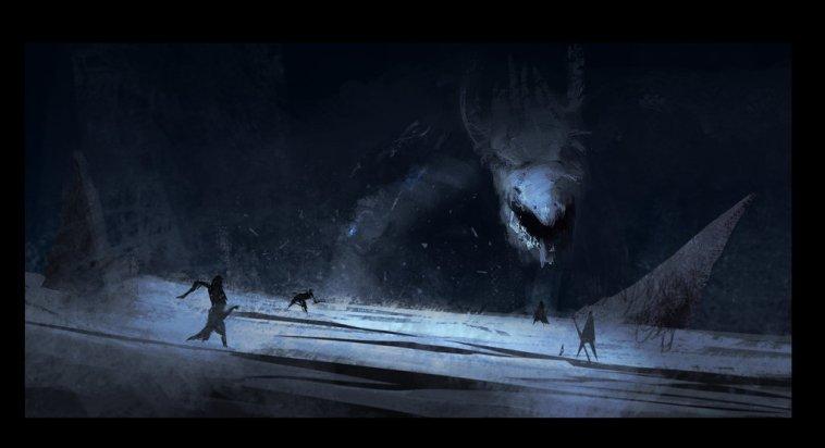 IceDragon by xDeathwingx